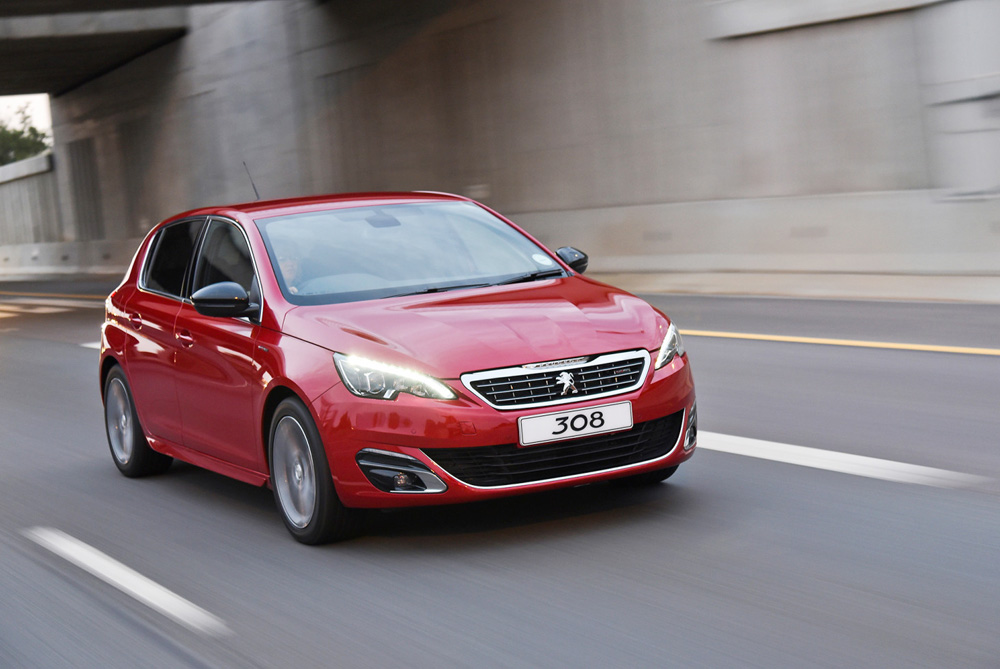 Peugeot 308 GT-Line: A great package, but a good car